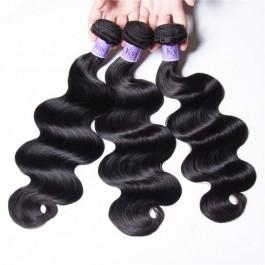UNice Cheveux Kysiss séries Malaisiens vagues produits des cheveux vierges humains