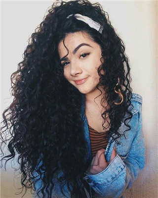 Why Choose Virgin Brazilian curly hair?