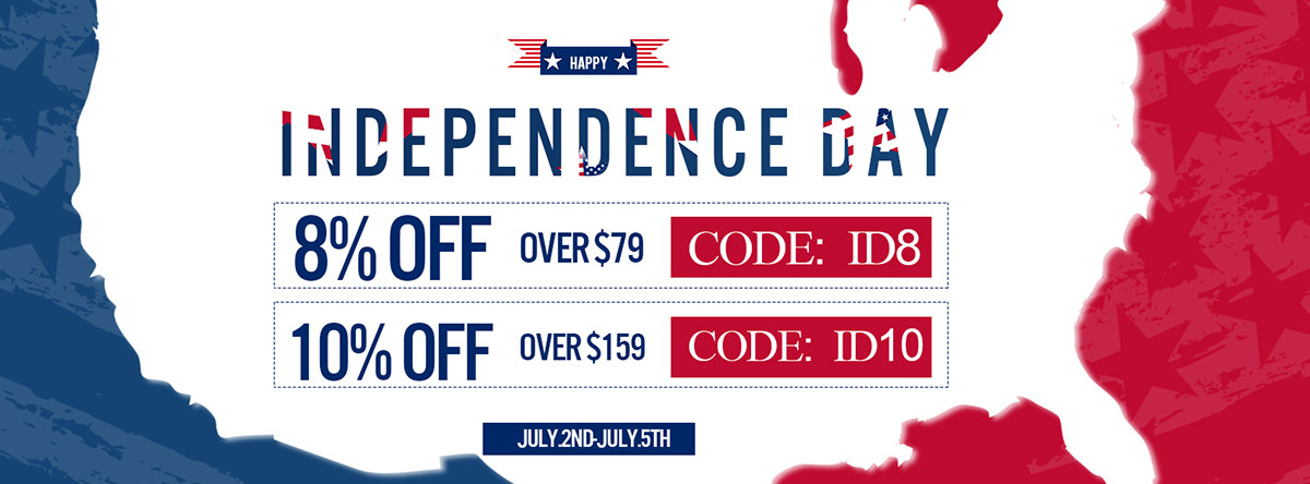 UNice Independence Day Sale2019