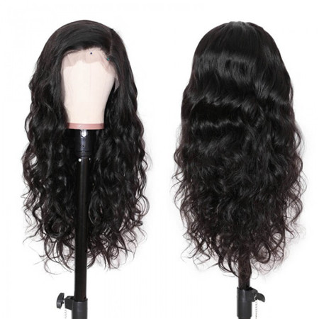 human hair lace fornt wigs